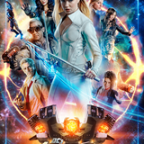 DC's Legends of Tomorrow season 4 poster Get Ready to Do Some Time.png
