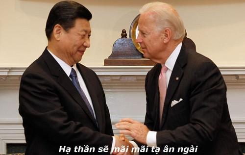 Joe Biden trích câu ngạn ngữ của Mao Trạch Đông - Yahoo News 293BDb.md