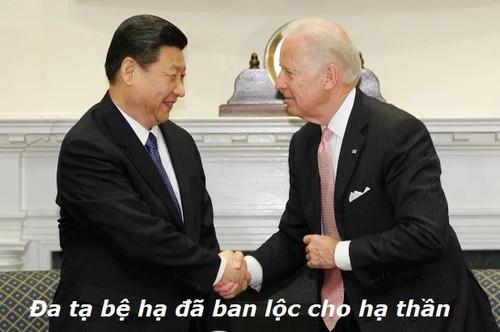 Joe Biden trích câu ngạn ngữ của Mao Trạch Đông - Yahoo News 293fRe.md