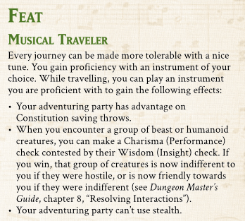 Musical Traveler feat preview