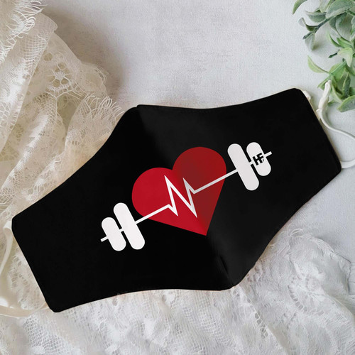 Premium Gym Heart Beat EZ09 2406 Face Mask 1.jpg