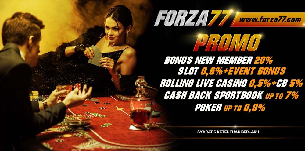 PROMO FORZA77