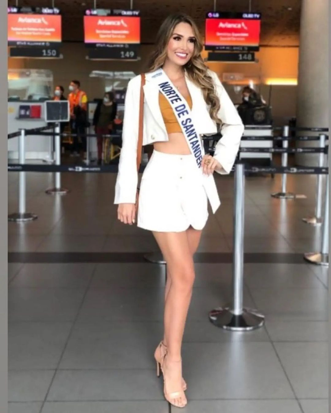 candidatas a miss universe colombia 2021. final: 18 oct. sede: neiva. - Página 4 52820G