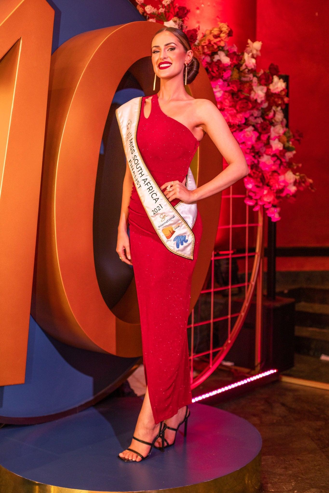 candidatas a miss south africa 2021. final: 16 oct. 52fFf9
