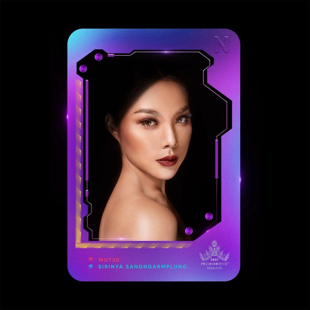 candidatas a miss universe thailand 2021. final: 24 oct. - Página 2 599012