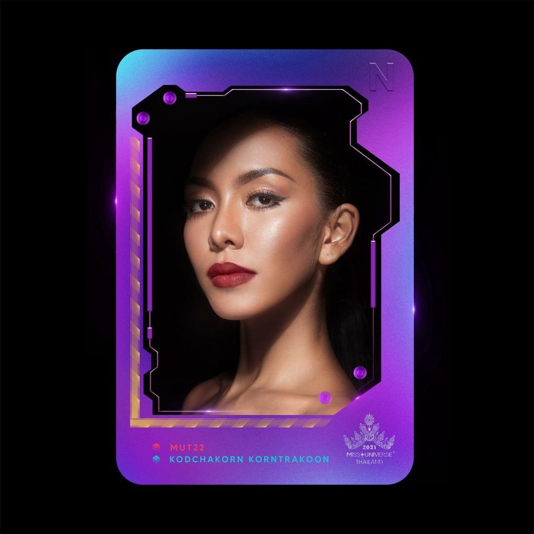 candidatas a miss universe thailand 2021. final: 24 oct. - Página 2 599Kba