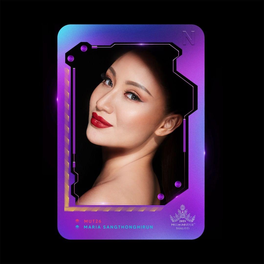 candidatas a miss universe thailand 2021. final: 24 oct. - Página 2 599TJt