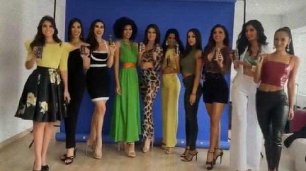 concurso miss peru 2021. top 10 de finalistas: pag 3, 4. top 6: pag. 4. final: 10 oct. - Página 4 5JIDf2
