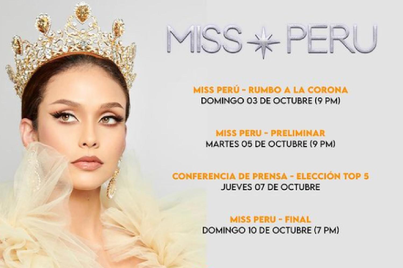 concurso miss peru 2021. top 10 de finalistas: pag 3, 4. top 6: pag. 4. final: 10 oct. - Página 4 5JIblS