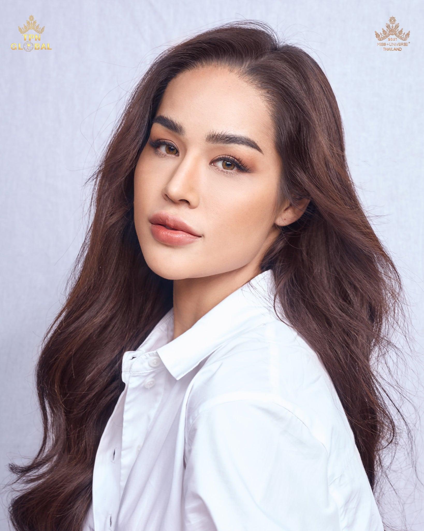 candidatas a miss universe thailand 2021. final: 24 oct. - Página 3 5doV29