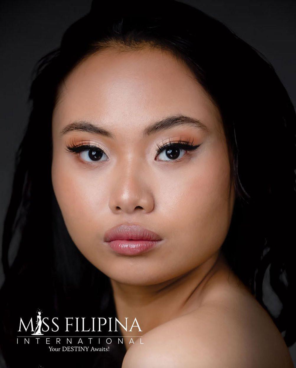 candidatas a miss filipina international 2021. final: 31 july. A523qg