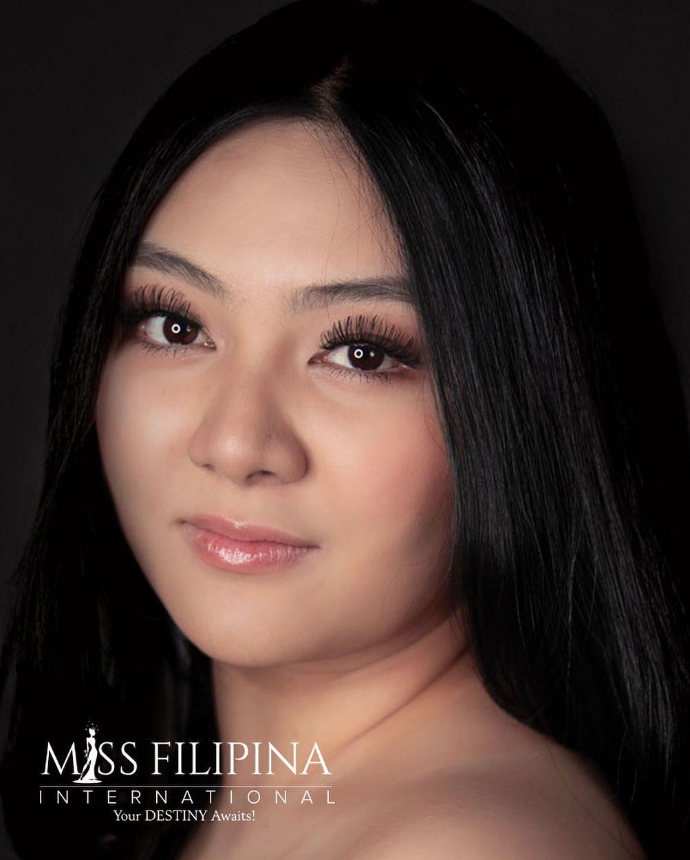 candidatas a miss filipina international 2021. final: 31 july. A52JX1