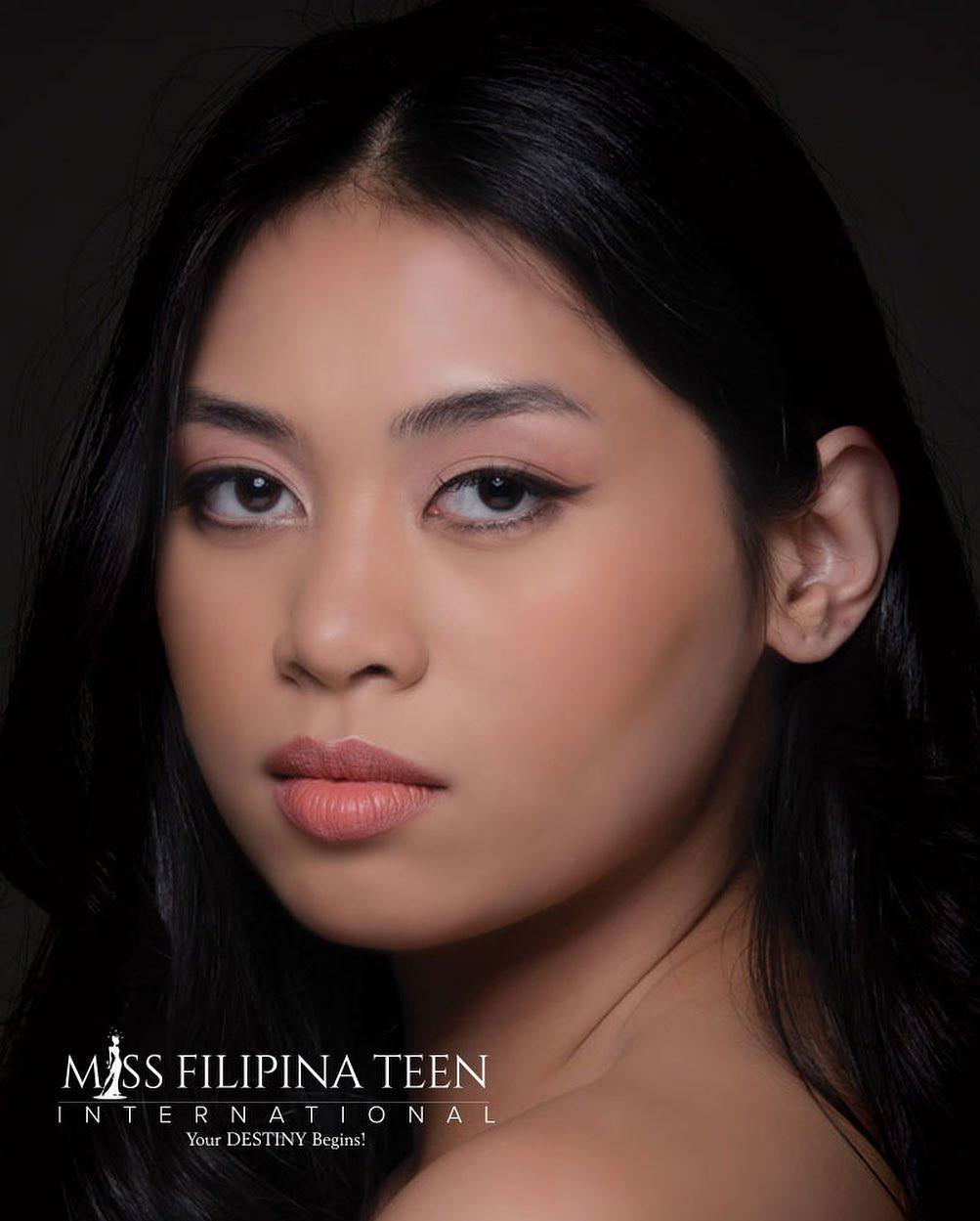 candidatas a miss filipina teen international 2021. final: 31 july. A5BjYg