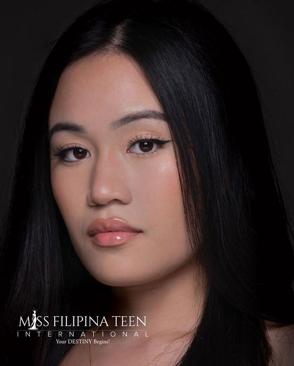 candidatas a miss filipina teen international 2021. final: 31 july. A5C7MN