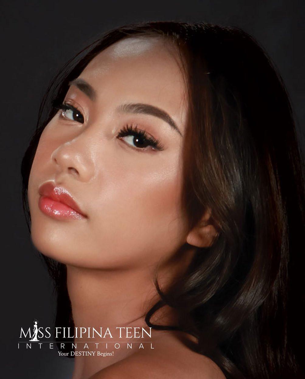 candidatas a miss filipina teen international 2021. final: 31 july. A5CI9a