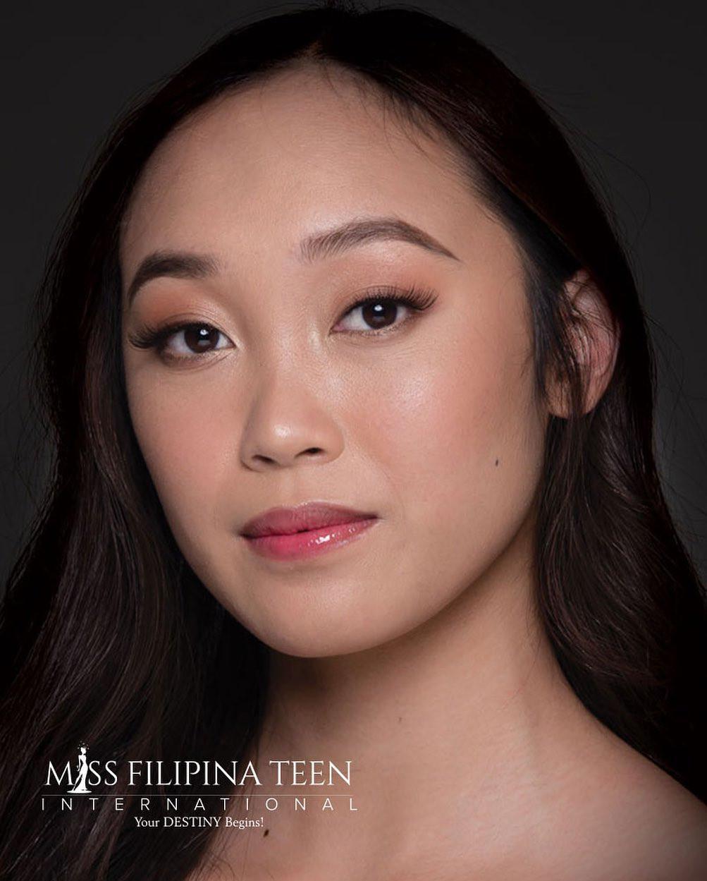 candidatas a miss filipina teen international 2021. final: 31 july. A5CnF1