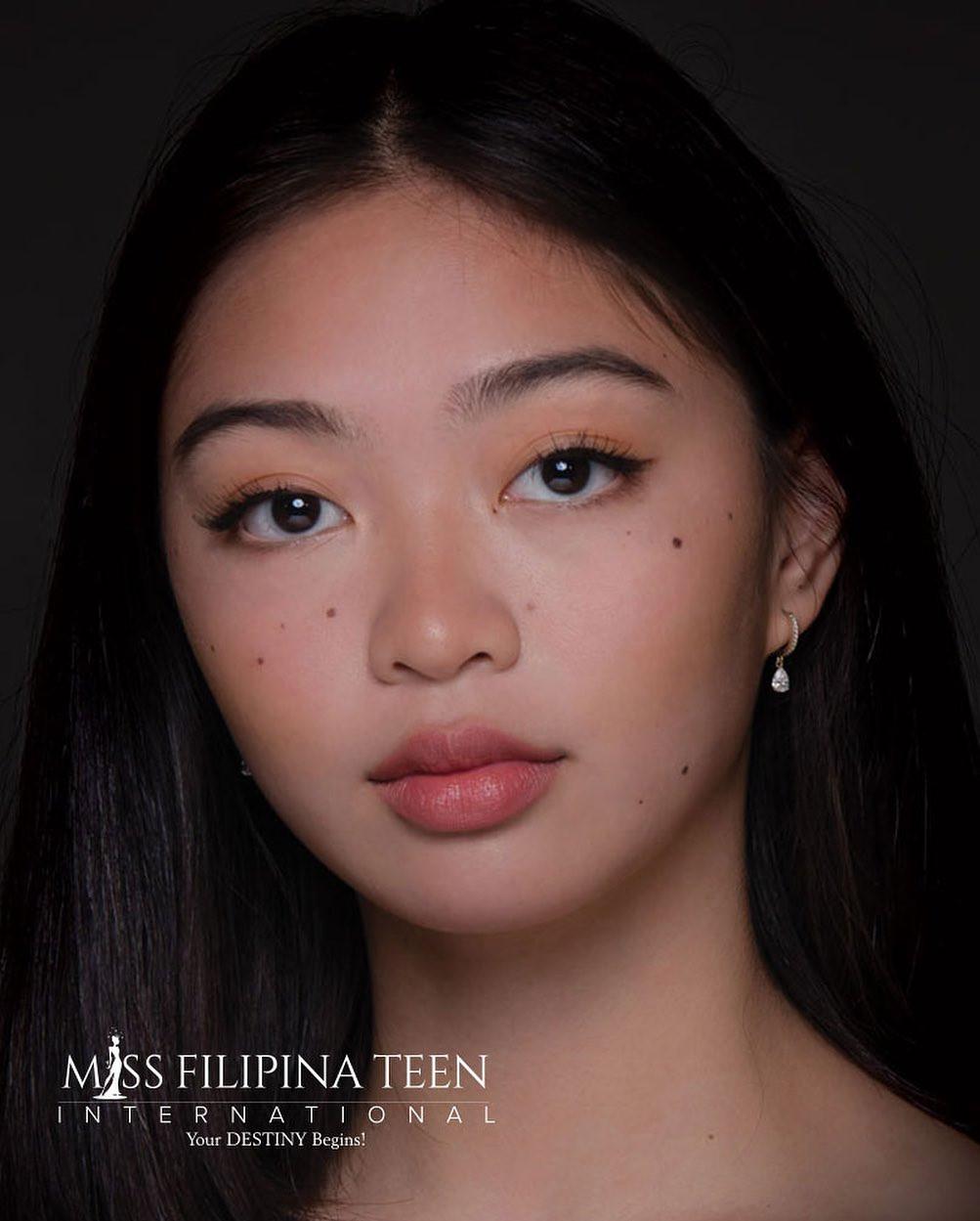 candidatas a miss filipina teen international 2021. final: 31 july. A5CocF