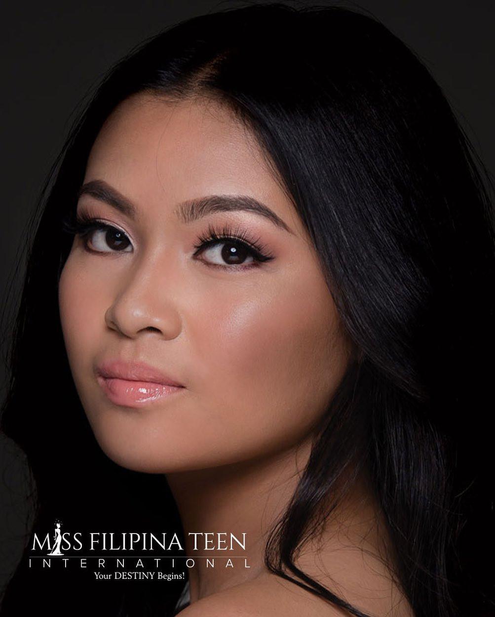 candidatas a miss filipina teen international 2021. final: 31 july. A5q8ge