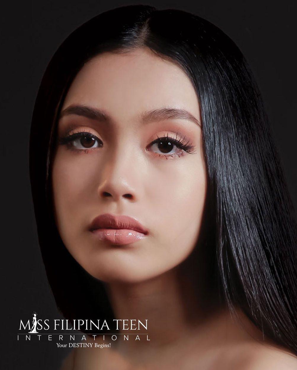 candidatas a miss filipina teen international 2021. final: 31 july. A5qg5b
