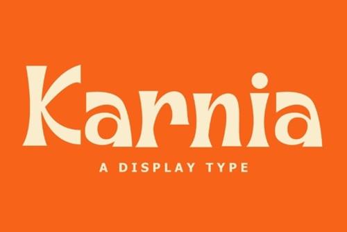 Karnia Font