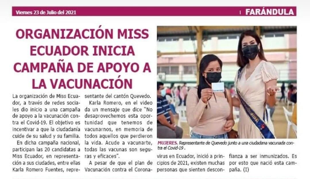 candidatas a miss ecuador 2021. final: 11 sept. - Página 3 AGHnlS