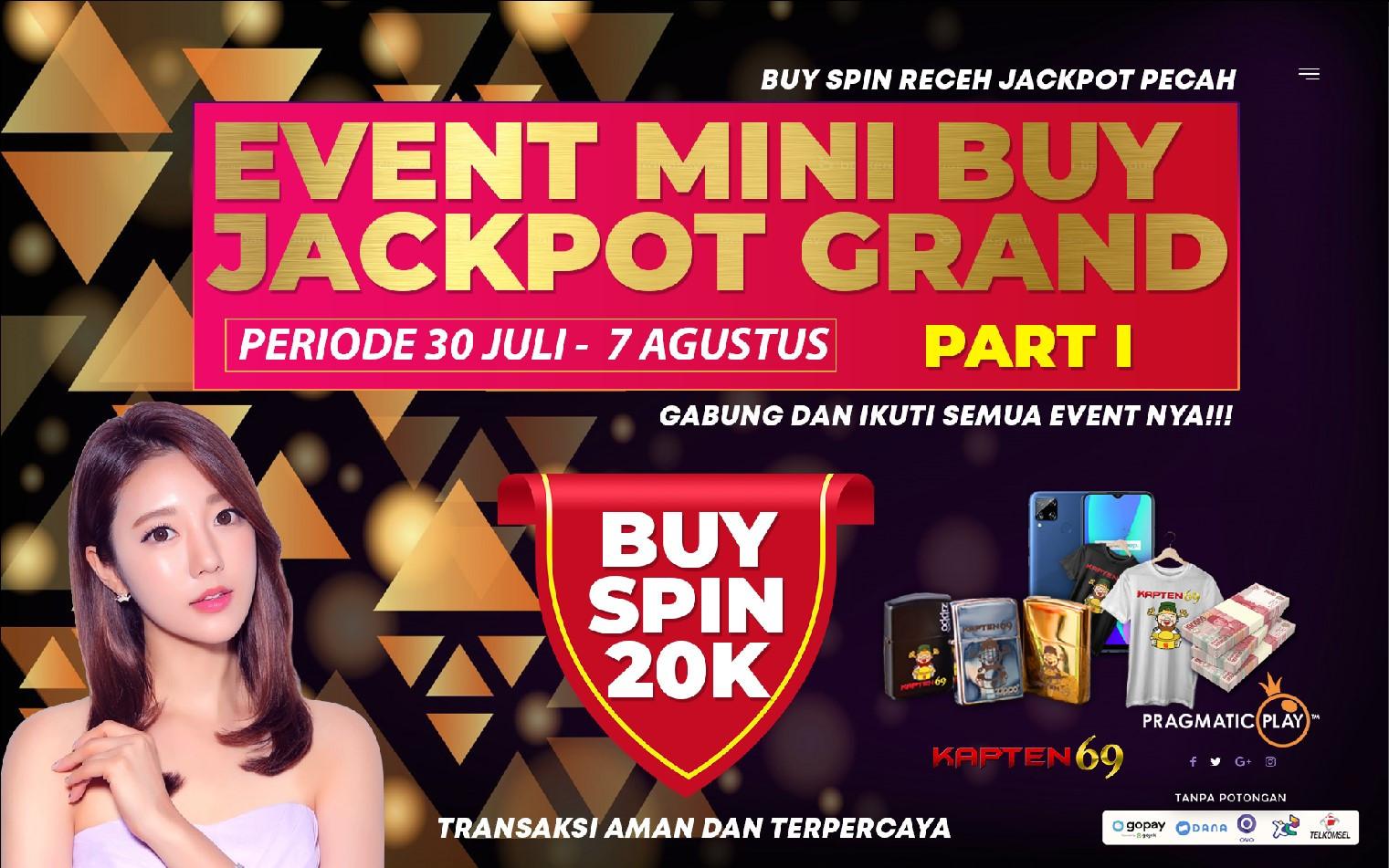 event mini buy kapten69