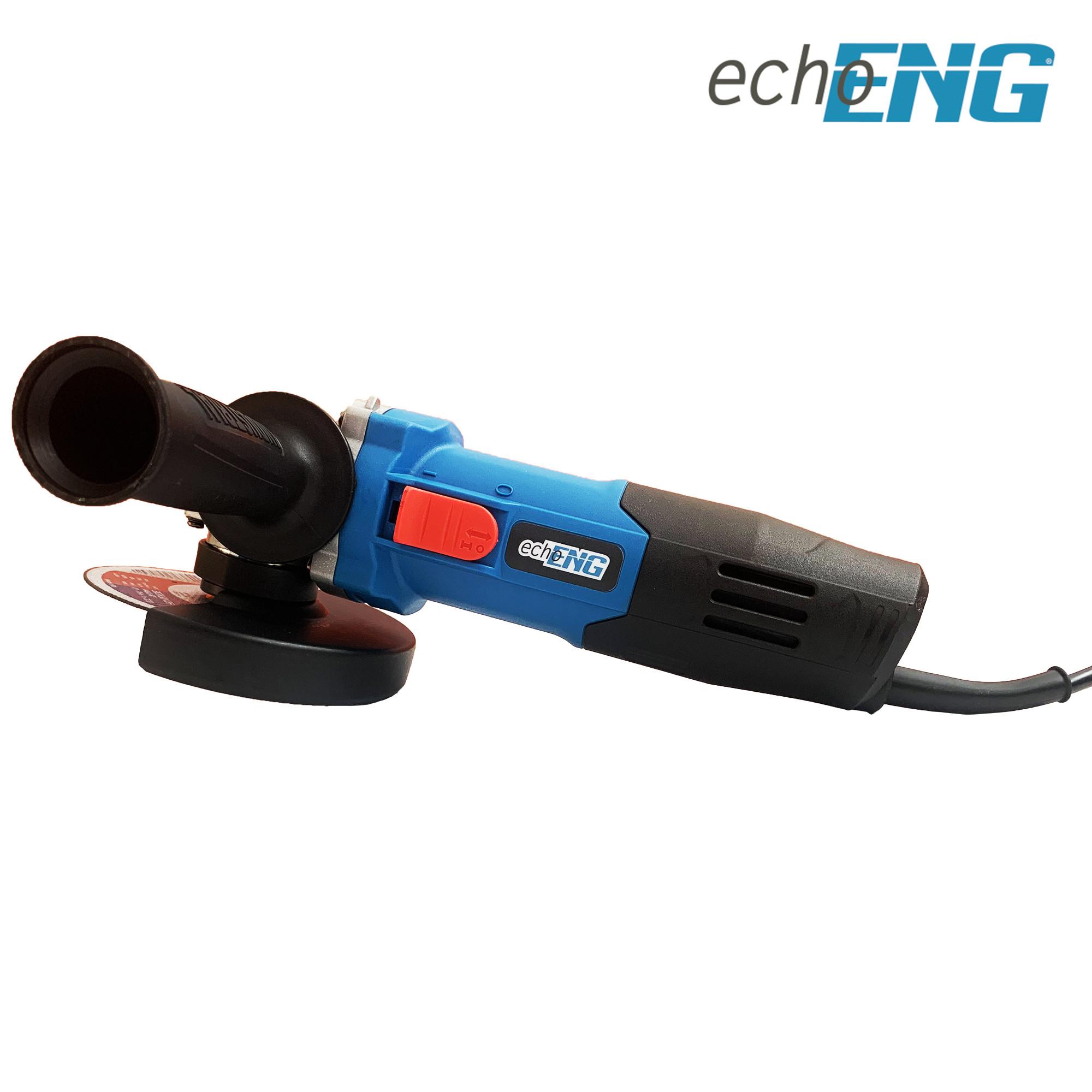 Smerigliatrice 125mm 840W - echoENG - UM ET SA12