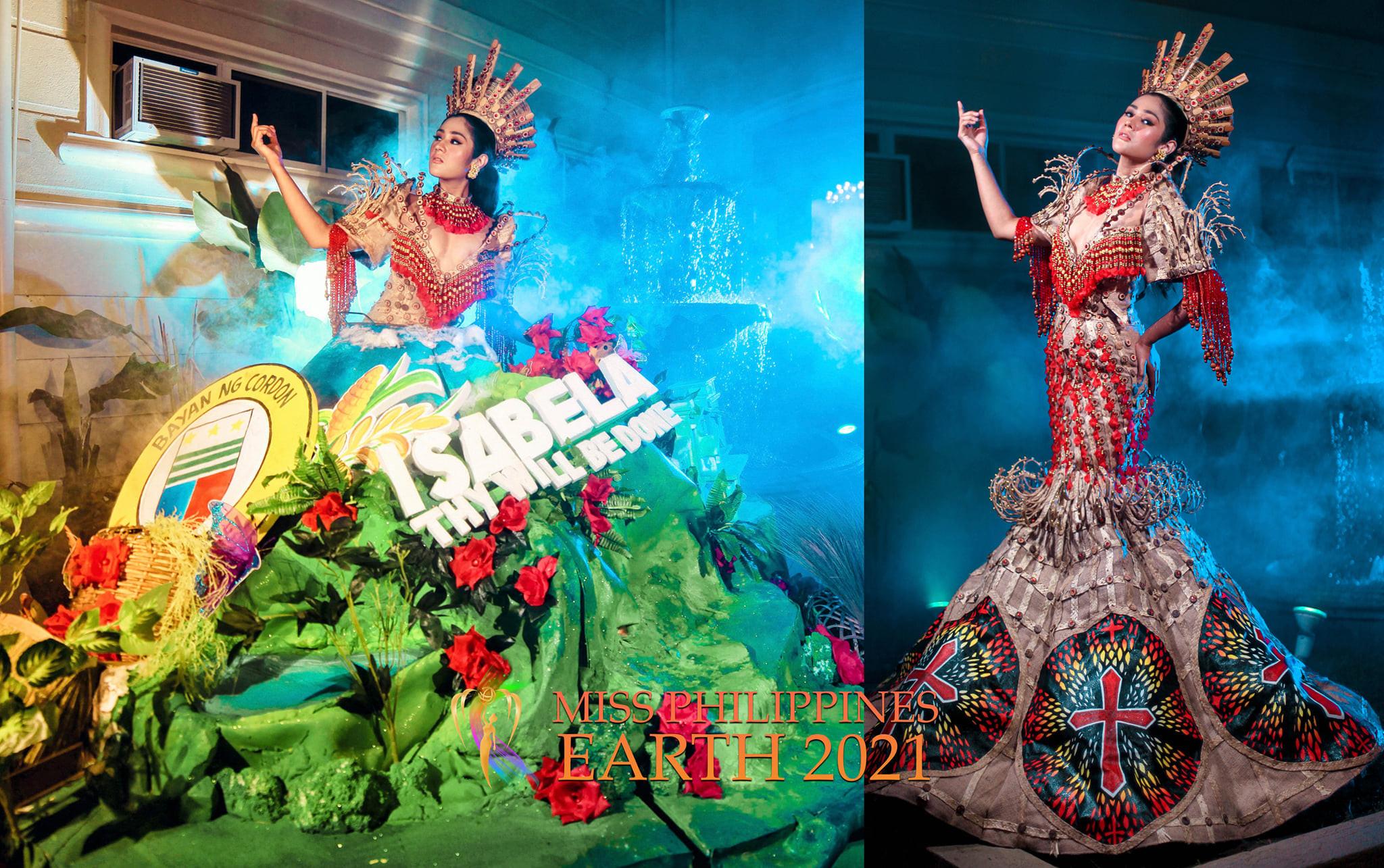 candidatas a miss earth philippines 2021. final: 8 agosto. - Página 14 AxaEua