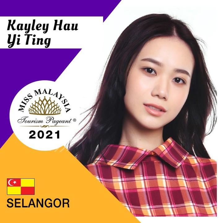 candidatas a miss tourism malaysia 2021. final: 30 abril. B2Seu1