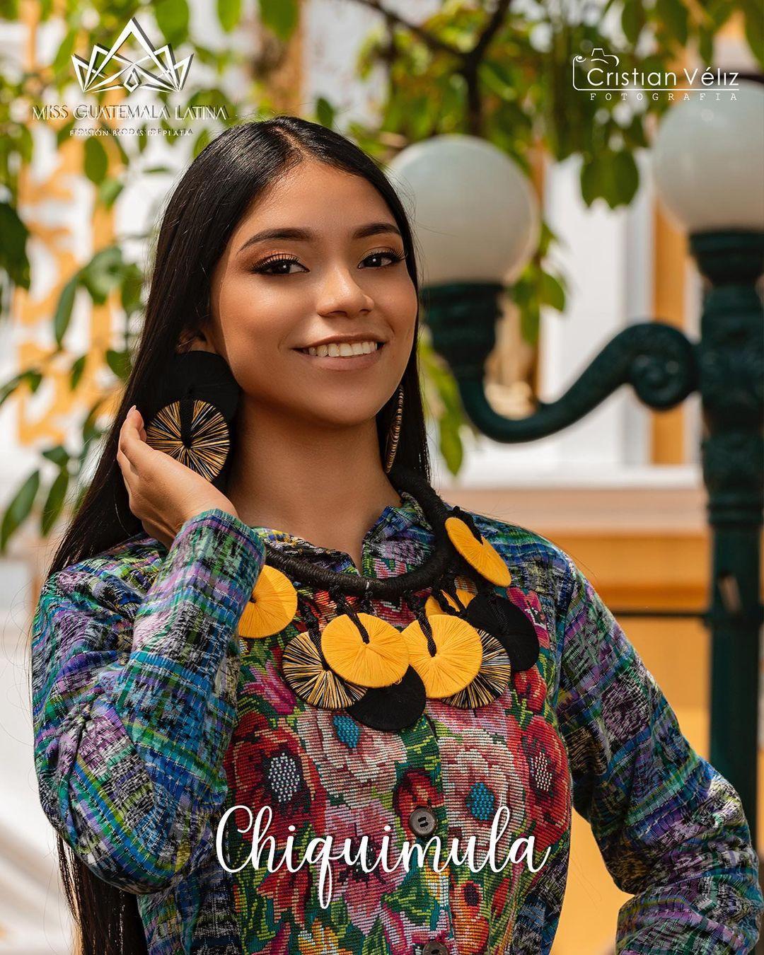 candidatas a miss guatemala latina 2021. final: 30 de abril. - Página 3 B2rxTP