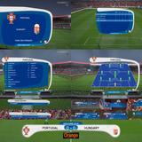 Overlays Euro 2016