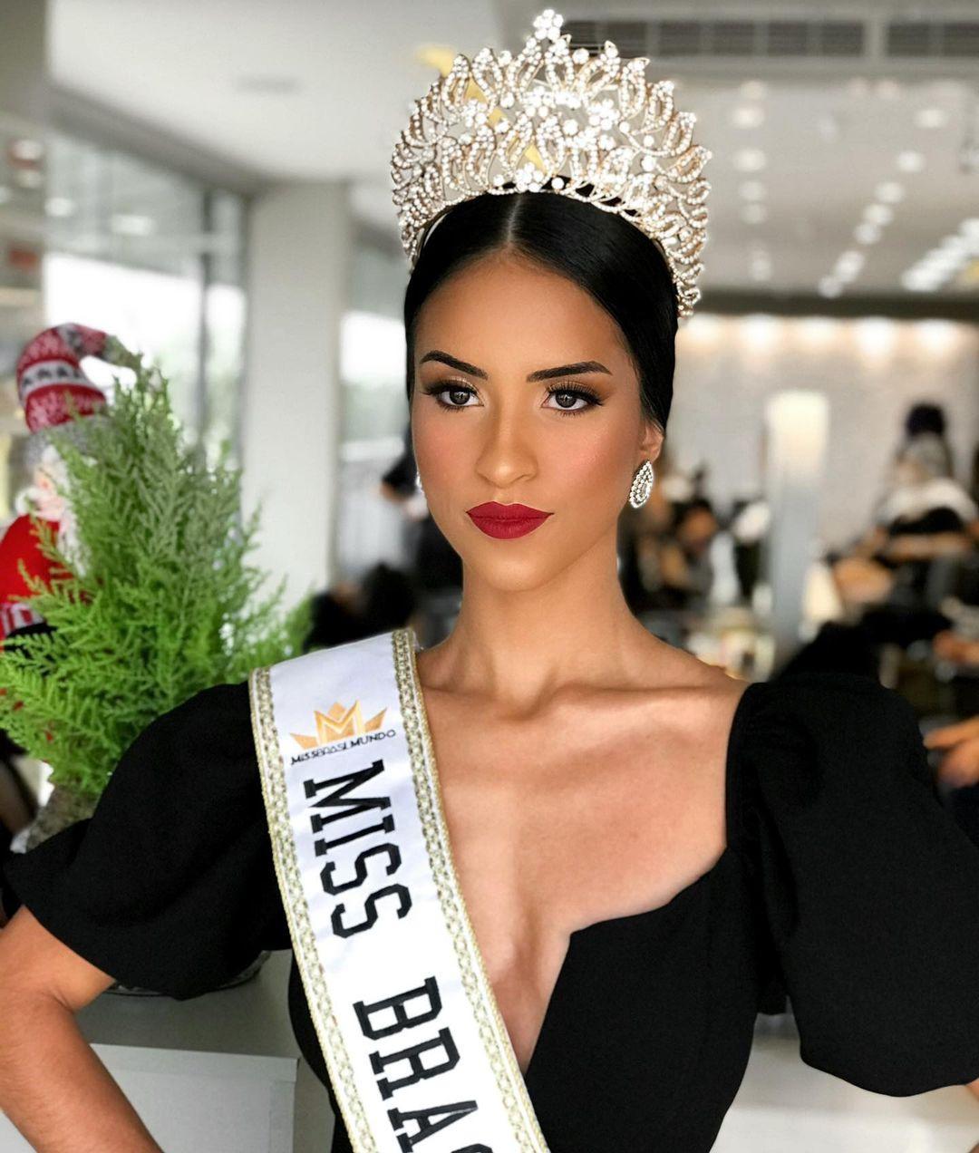 candidatas a miss brasil mundo 2020-2021. final: 19 de agosto. B6i9a9