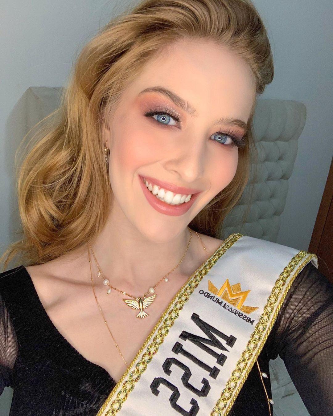 candidatas a miss brasil mundo 2020-2021. final: 19 de agosto. B6iAZv
