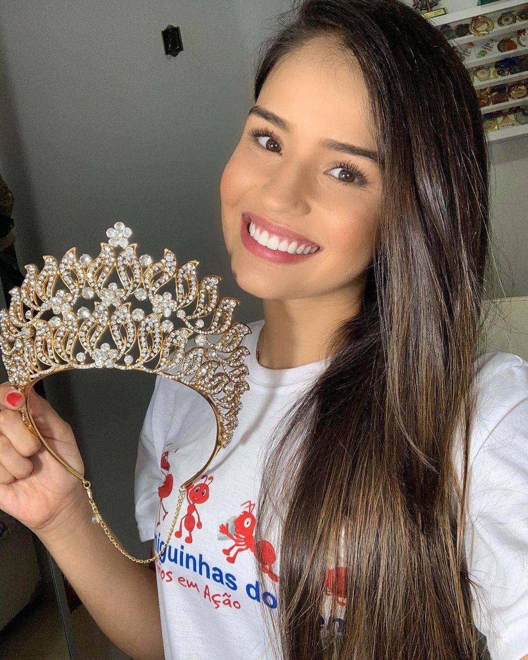 candidatas a miss brasil mundo 2020-2021. final: 19 de agosto. B6iTua