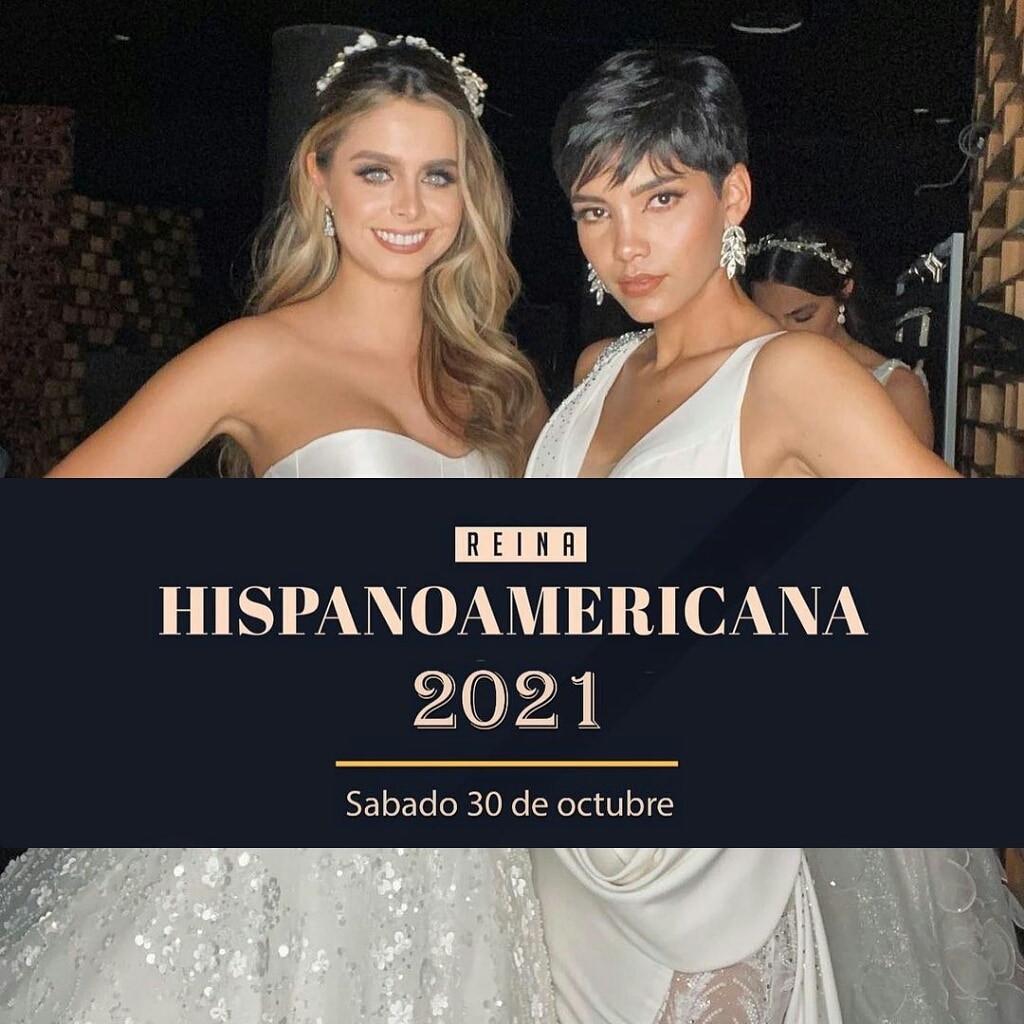 reyna hispanoamericana 2021. final: 30 oct. BHBf5B