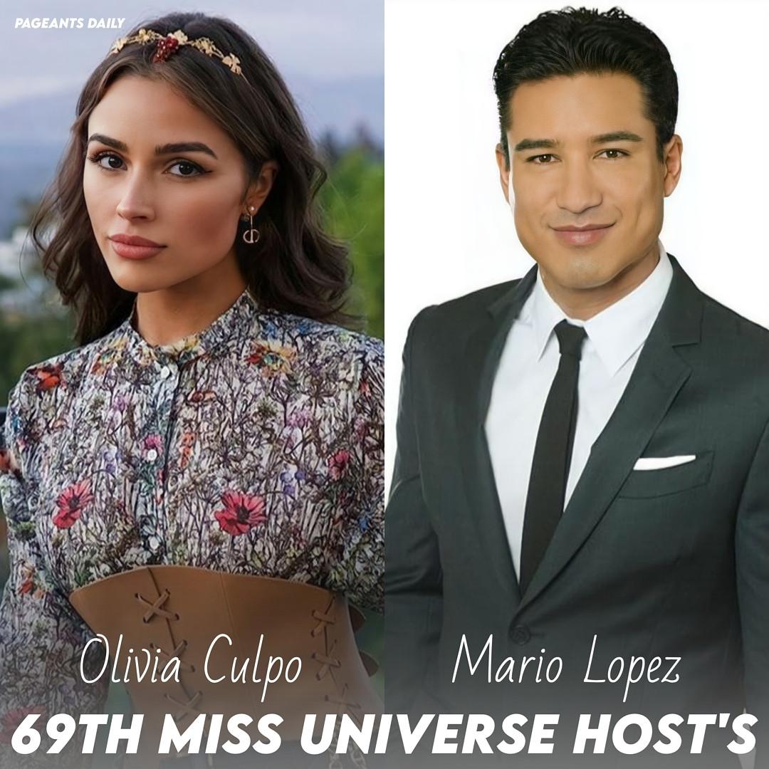 Miss Universo revela nombre de sus presentadores BHBoWg