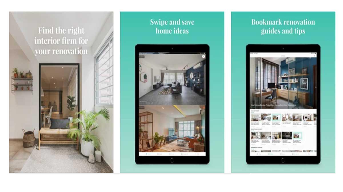 desain rumah untuk Android