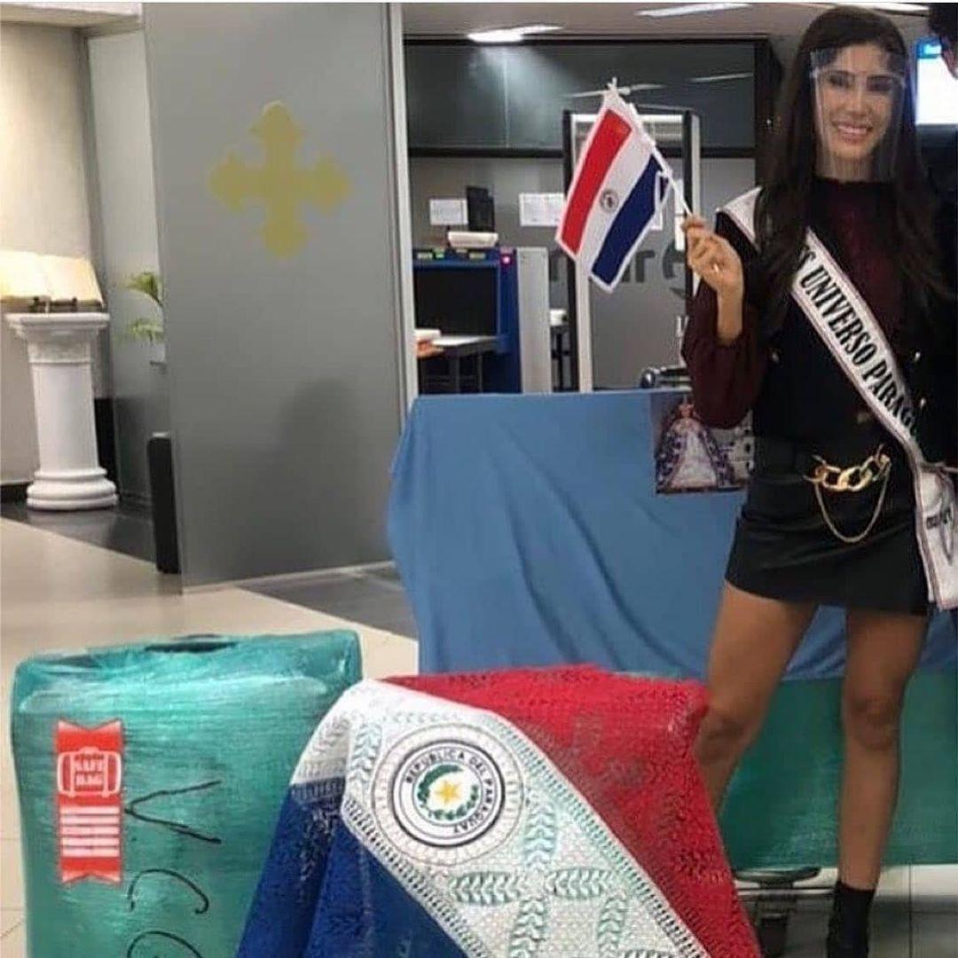 miss universe paraguay positivo para covid-19. BI3GLb