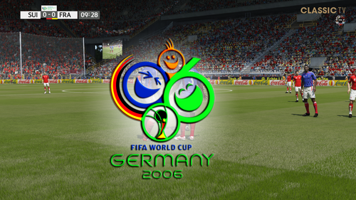 Wipe World Cup 2006 Germany
