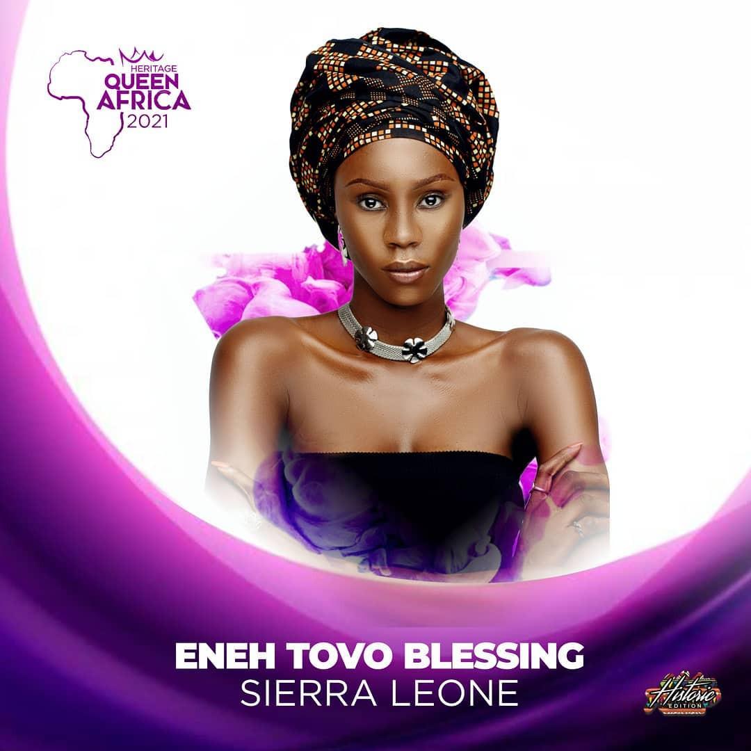 candidatas a heritage queen africa 2021. final: 19 june. - Página 2 BPLiOX