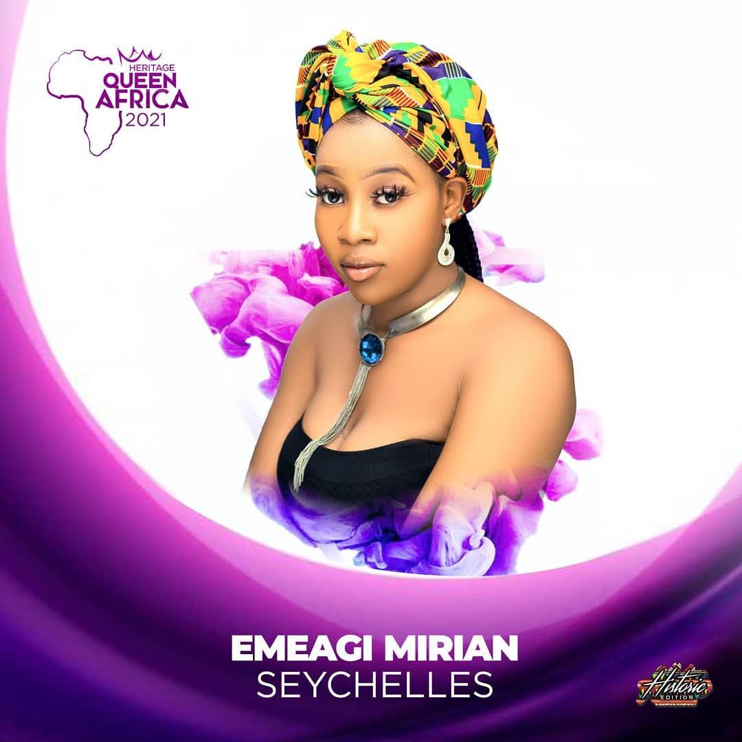 candidatas a heritage queen africa 2021. final: 19 june. - Página 2 BPLrUN