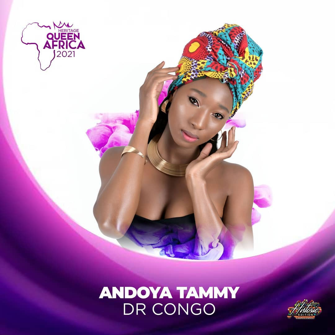 candidatas a heritage queen africa 2021. final: 19 june. BPP8il