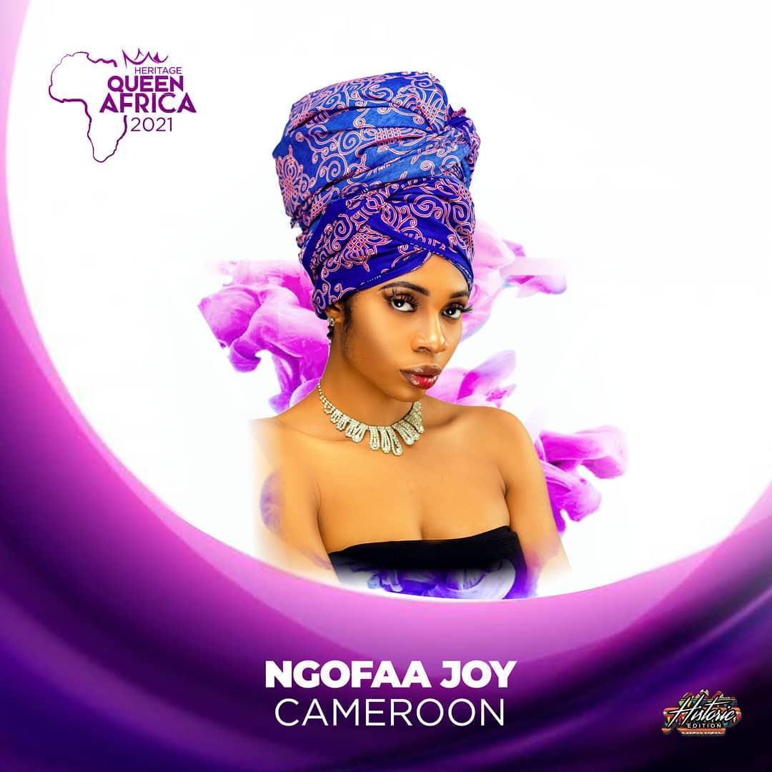 candidatas a heritage queen africa 2021. final: 19 june. BPPcNa