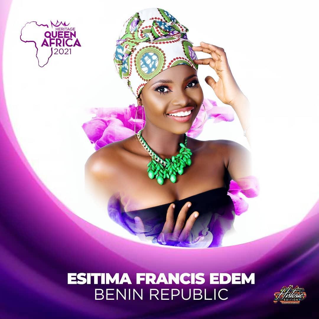 candidatas a heritage queen africa 2021. final: 19 june. BPPdMl