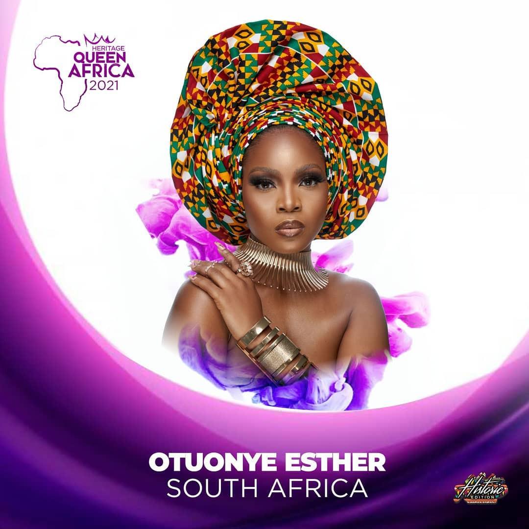 candidatas a heritage queen africa 2021. final: 19 june. - Página 3 BPQB0Q