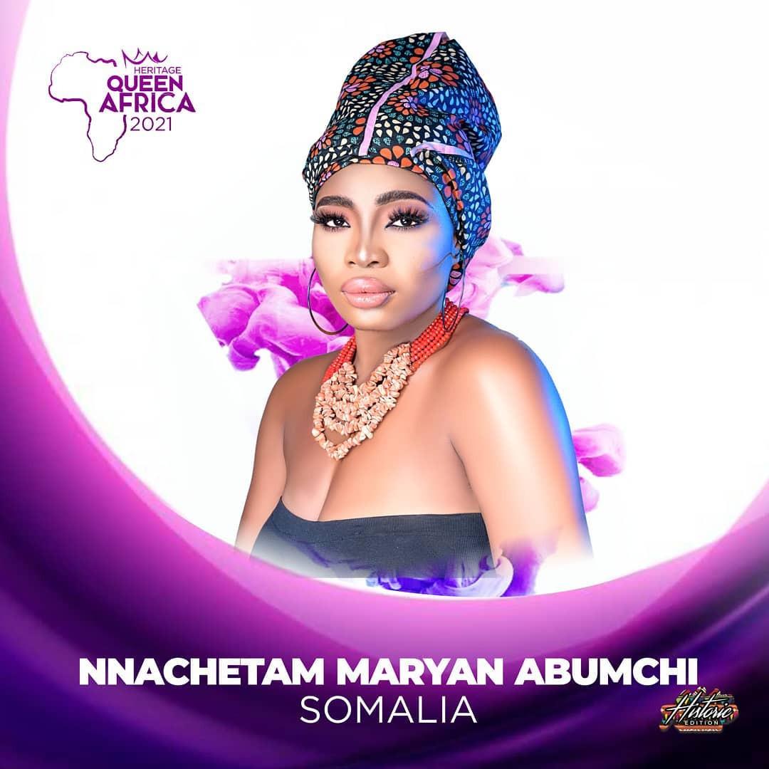 candidatas a heritage queen africa 2021. final: 19 june. - Página 3 BPQdbe