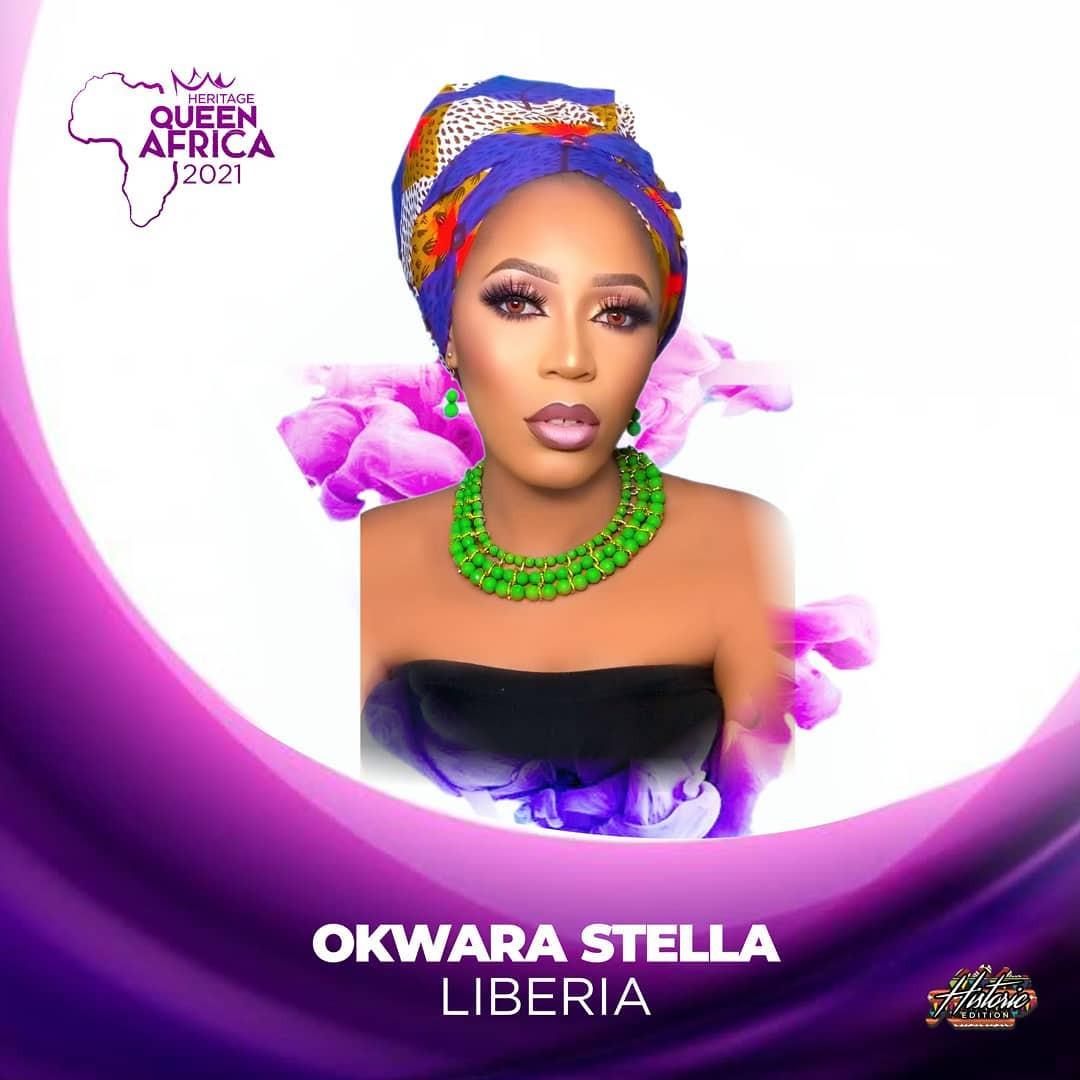 candidatas a heritage queen africa 2021. final: 19 june. - Página 2 BPiUhJ
