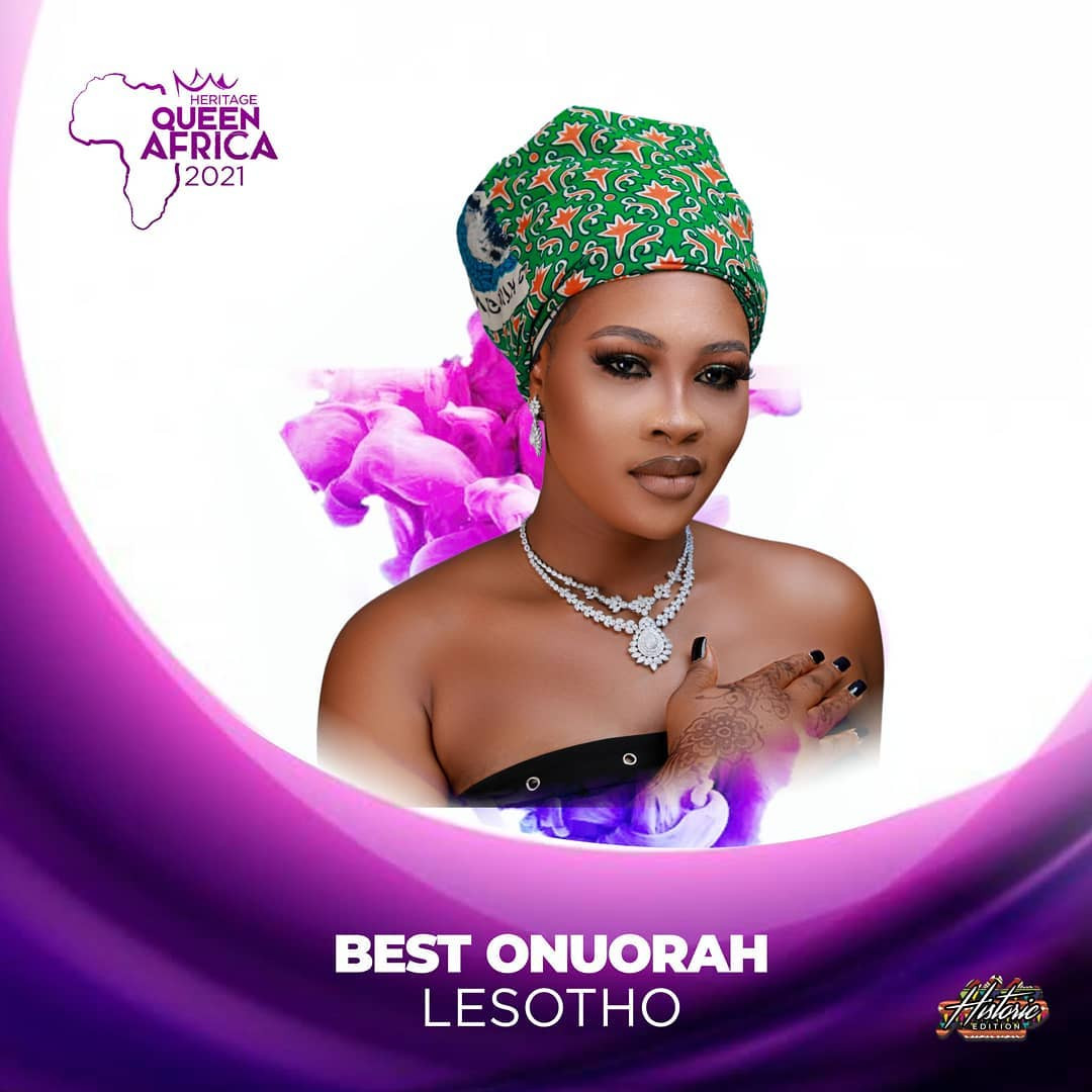 candidatas a heritage queen africa 2021. final: 19 june. - Página 2 BPihqQ