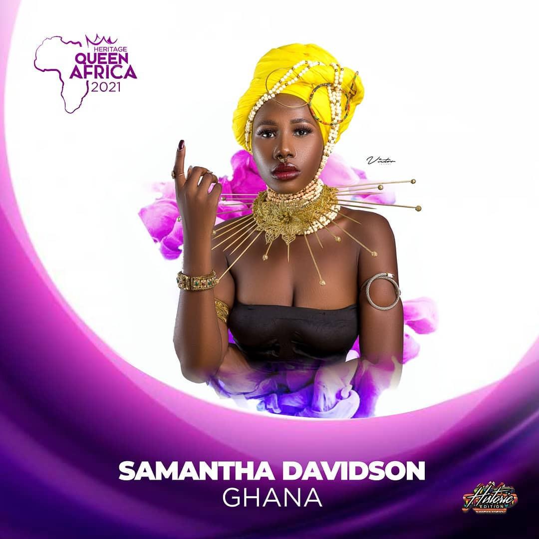 candidatas a heritage queen africa 2021. final: 19 june. BPix5X