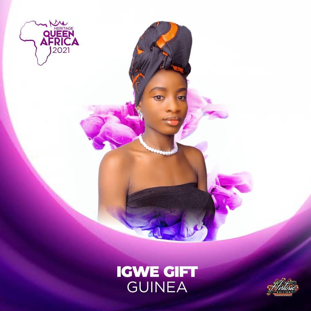 candidatas a heritage queen africa 2021. final: 19 june. BPizen